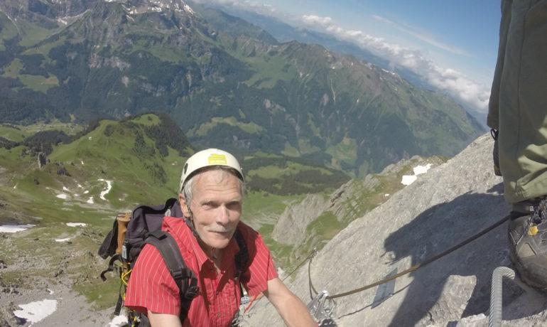 Klettersteigset Mieten Engelberg : Rigidalstock u engelberg mountain guide