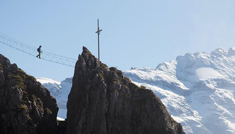 Klettersteig Engelberg : Engelberg mountain guide u freeride skitouren klettern
