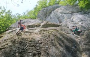"""Klettergarten """"Dallenwil"""" im Engelbergertal saniert"""