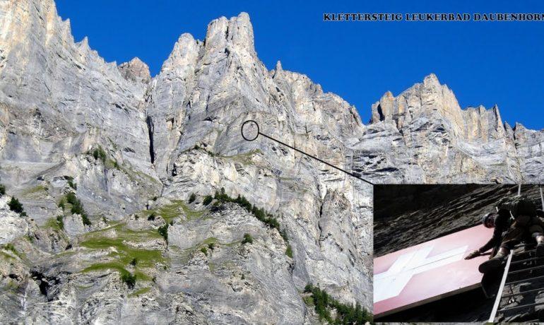 Klettersteig Daubenhorn : Klettersteigtour daubenhorn k5 6 u2013 engelberg mountain guide