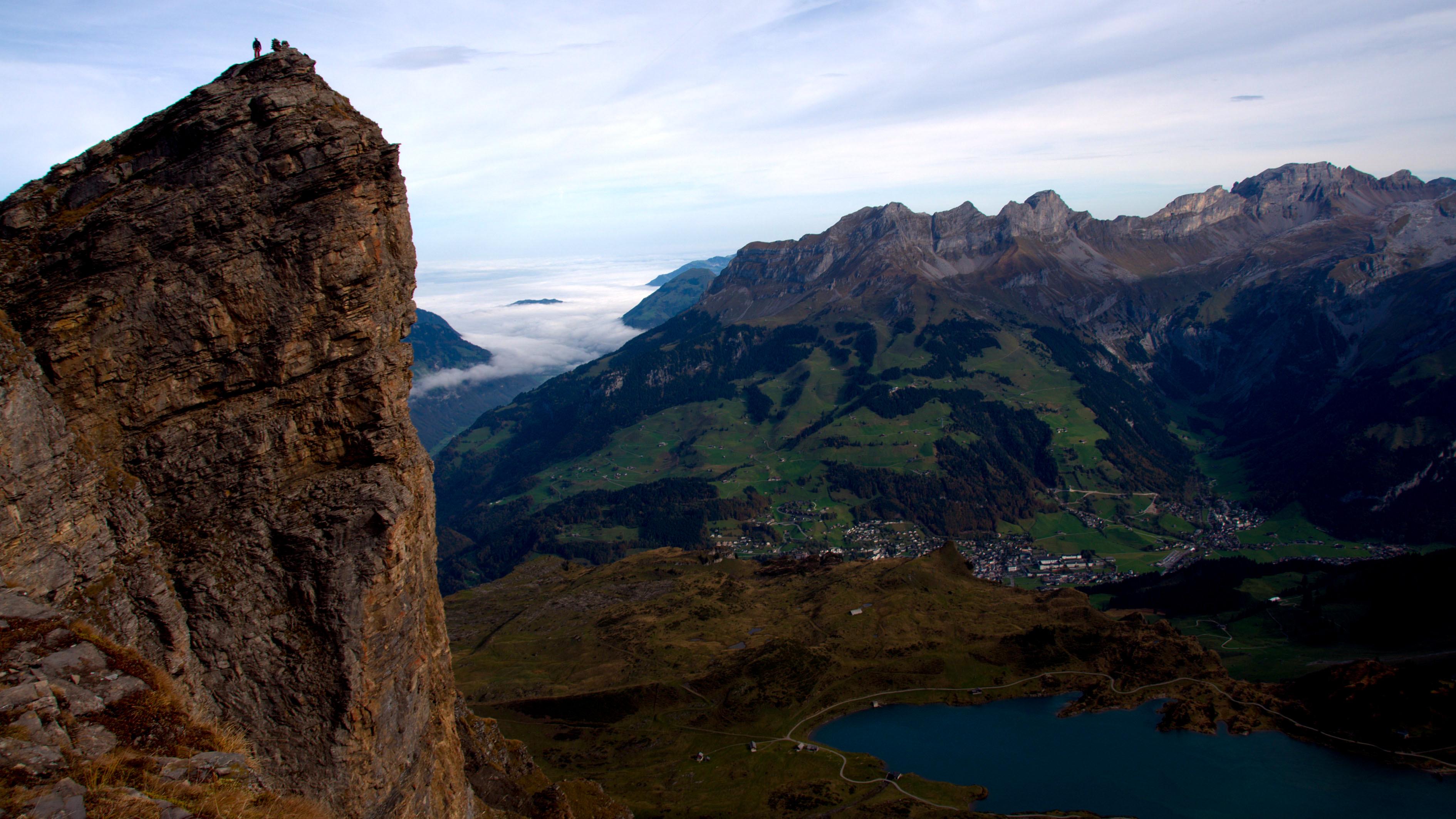 Klettersteig Jochpass : Graustock u2013 engelberg mountain guide