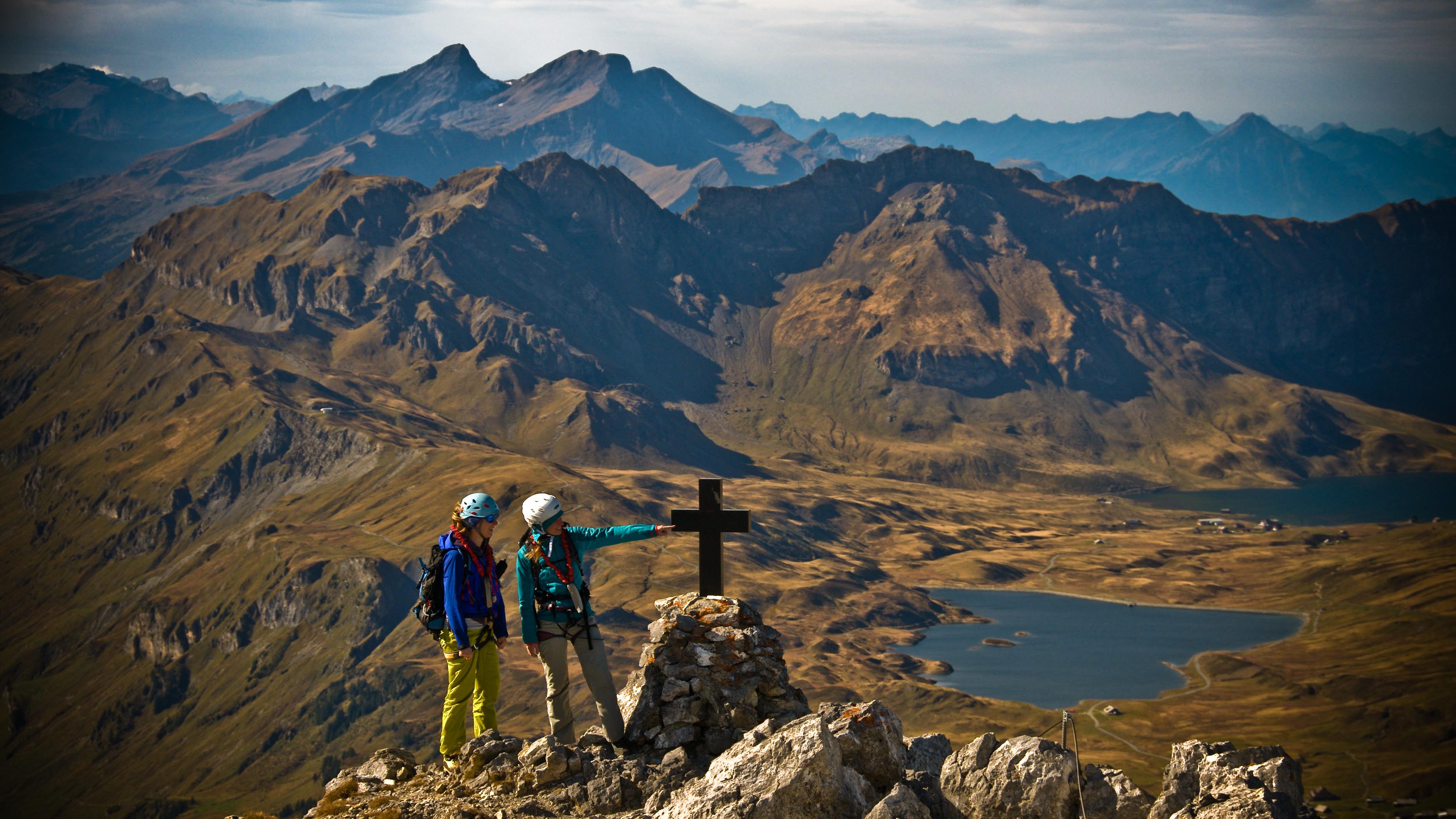 Klettersteig Graustock : Graustock u engelberg mountain guide