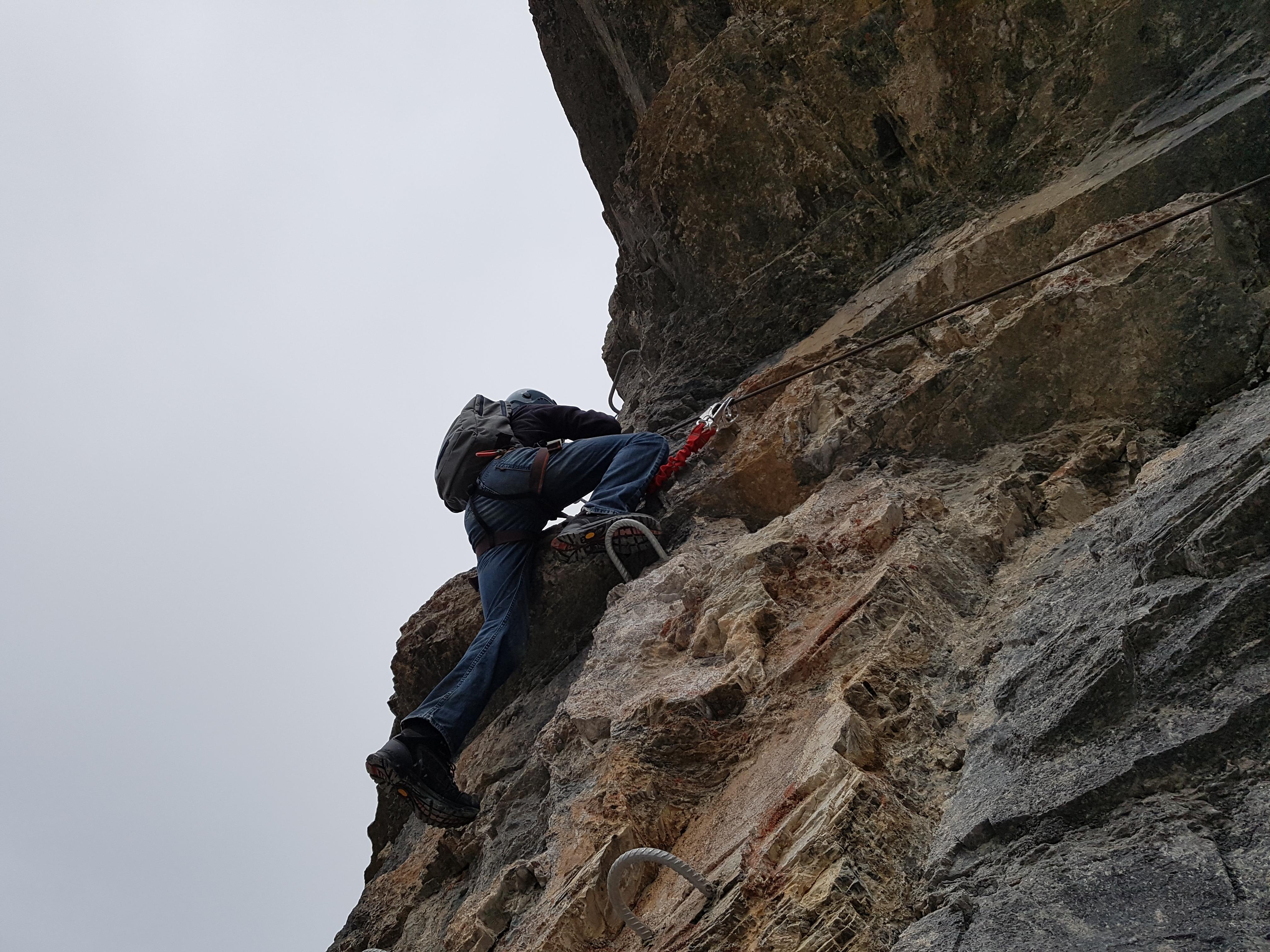 Klettersteigset Mieten Engelberg : Graustock u engelberg mountain guide