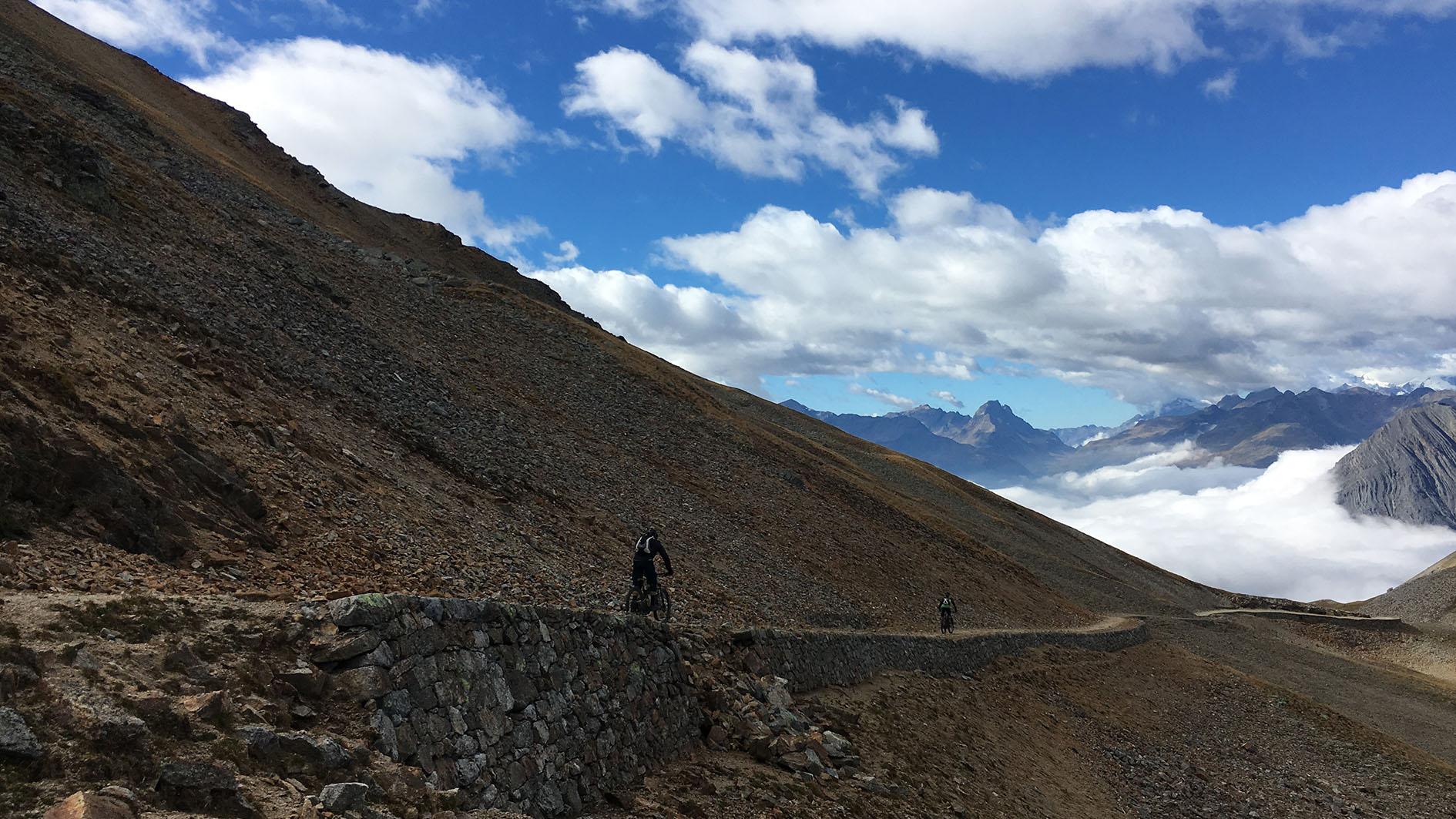 Touren - BERGFEX - Engadin Val Mstair - Mountainbike